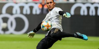 Milan Uajaki Kiper Kedua Madrid