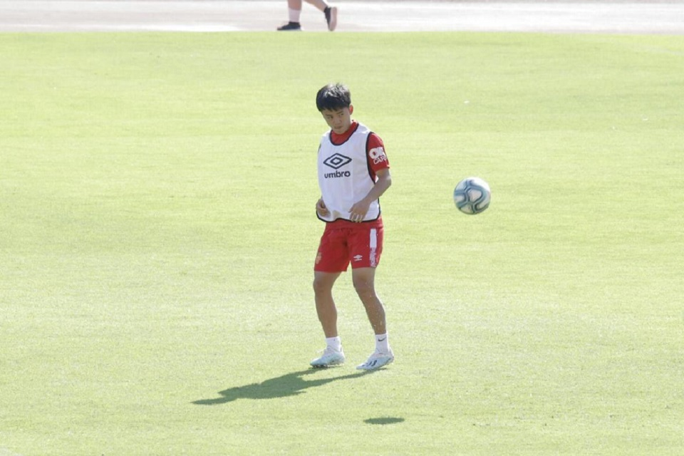 Kubo Sudah Gatal Ingin Debut di LaLiga Bareng Mallorca