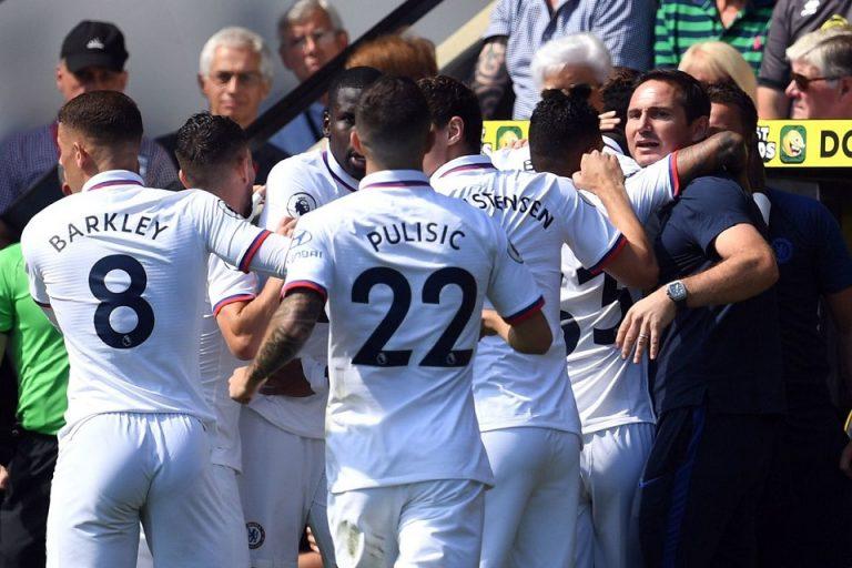 Mourinho Puji Sekaligus Kritik Lampard Terkait Performa Chelsea