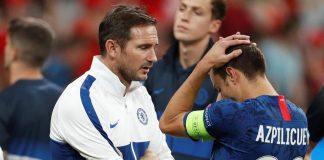 Dicap Malas, Frank Lampard Miliki Pesan Khusus