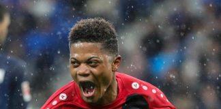 Leon Baily Bayern Munchen