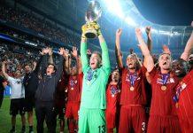 Raihan Liverpool di UEFA Super Cup Hanya Kalah dari Milan dan Barcelona