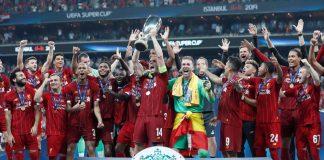 Liverpool Supercup