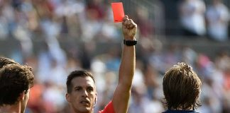 Modric Dikartu Merah, Kapten Madrid Malah Gembira