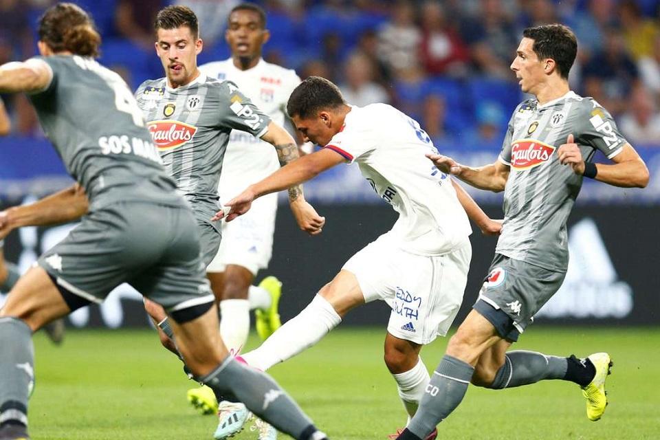 Pesta Gol ke Gawang Angers, Lyon Kokoh Di Puncak Klasemen