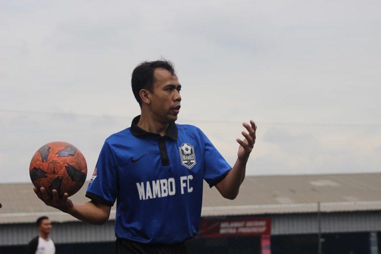 Mambo dan Sadam FC Harus Puas Berbagi Angka