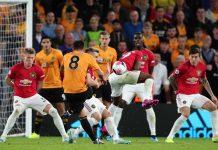 MU Vs Wolverhampton Berakhir Tanpa Pemenang