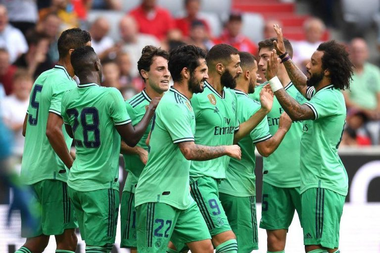 Real Madrid Menjadi Klub Spanyol Terburuk pada Pramusim 2019