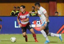 Madura United Kembali ke Jalur Kemenangan