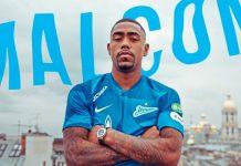 Baru Gabung Zenit, Malcom Sudah Pecahkan Rekor Liga Russia