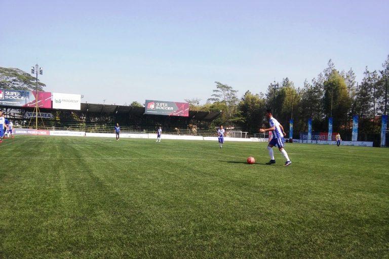 Dengan Sepuluh Pemain, Tatajongan FC Tahan Adios Kuro