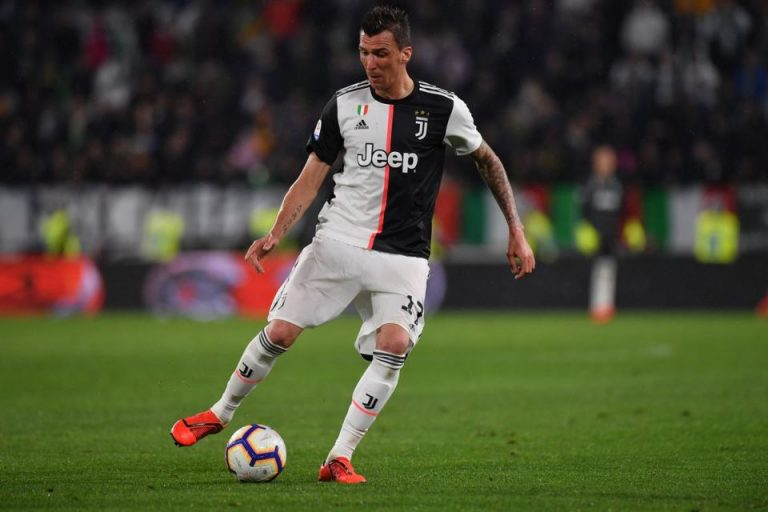 Nyatanya Mandzukic Sudah Tak Lagi Berlatih dengan Juventus, Benarkah?
