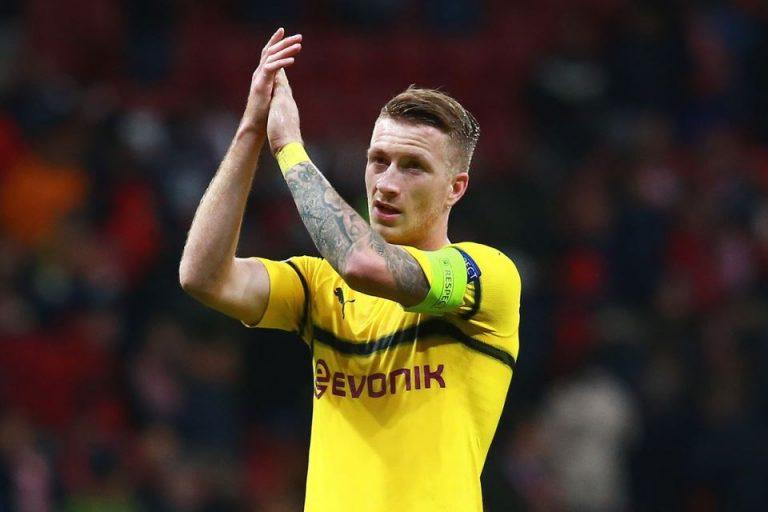 Kontra Inter, Kapten Dortmund Absen Lagi?