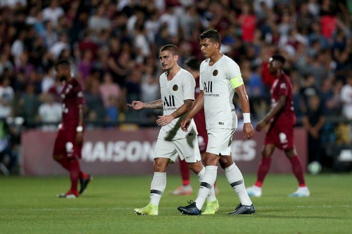 Menang 2-0 Atas Metz, PSG Langsung Puncaki Klasemen