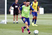 Meski Sudah Pulih, Real Betis Minta Messi Jangan Main, Kenapa?