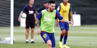 Lobby ke Ayahnya, Barcelona Batalkan Klausul Khusus Messi