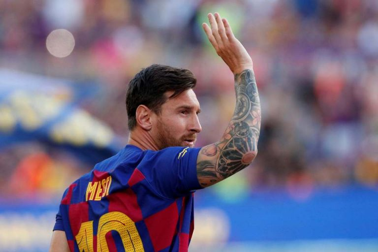 Messi Absen Lawan Napoli, Barcelona Terancam Denda, Kok Bisa?