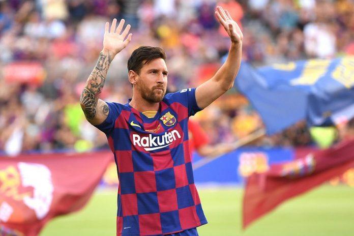 Messi Diperkirakan Pulih Dua Pekan Lagi