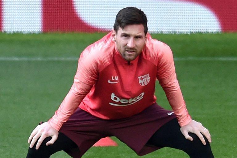 Fans Barcelona Diminta Sabar Tunggu Penampilan Messi