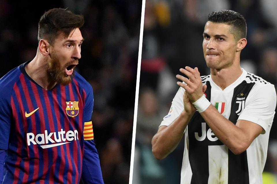 Profesor Komputer Menyebutkan Messi Jauh Lebih Baik dari Ronaldo!