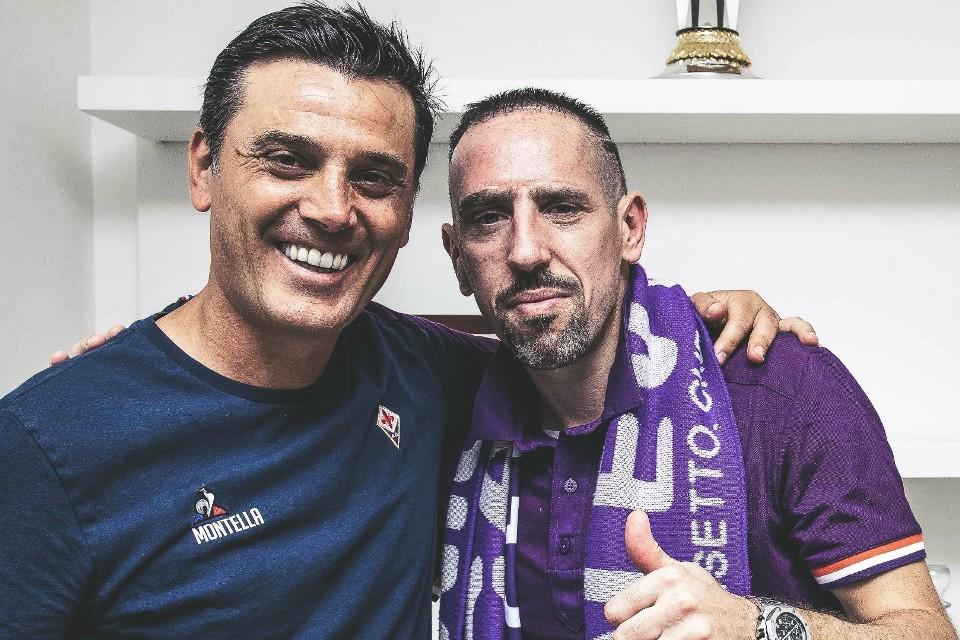 Ribery Bahagia Tolak Premier Legue untuk Fiorentina, Kok Bisa?