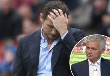 Mourinho Kritik Pemilihan Skuat Lampard kala Melawan MU