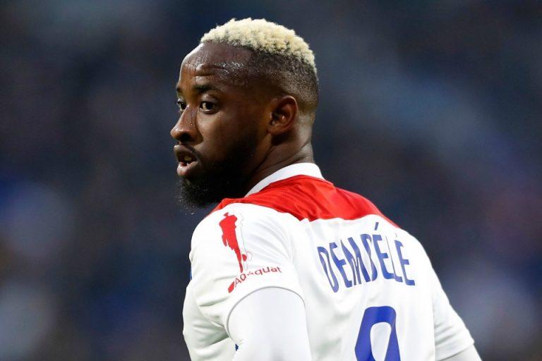 Masih Kurang, Lyon Tolak Tawaran Perdana Chelsea tuk Moussa Dembele