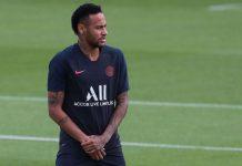 Neymar ke Barca Madrid