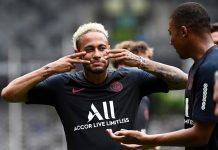 Kontra Rennes, PSG Tak Bawa Neymar?