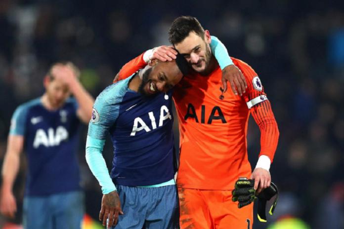 Gelandang Tottenham Resmi ke Klub Yunani