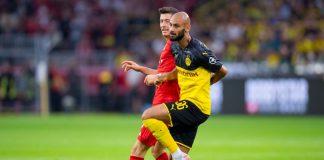Omer Toprak Kehilangan Tempat di Dortmund