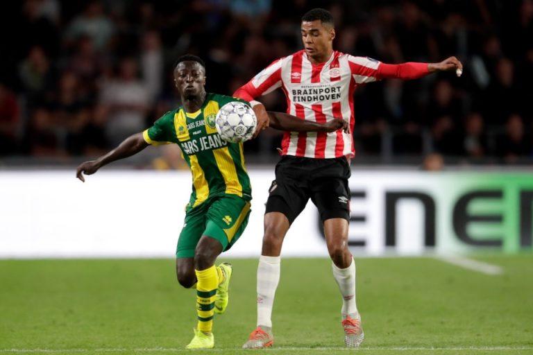 PSV Eindhoven Raih Tiga Poin Pertama di Eredivise