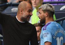 Dikabarkan Ribut dengan Aguero, Pep Guardiola Buka Suara
