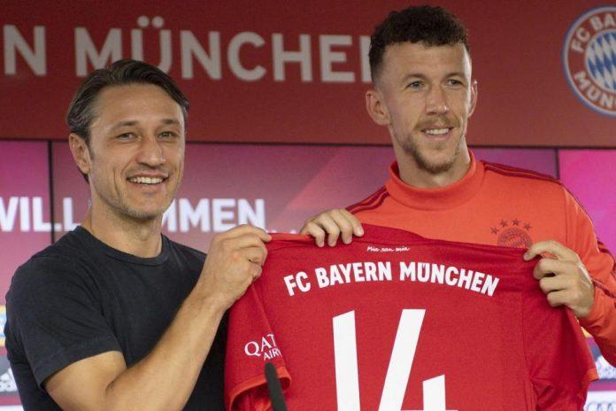 Perisic Siap Isi Posisi Manapun di Lini Serang Bayern