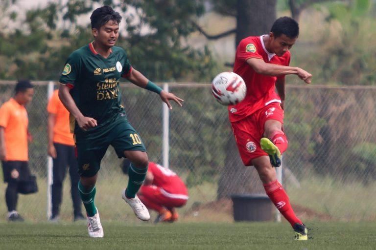 Elite Pro Academy U-20: Persija Ditahan PSS Sleman