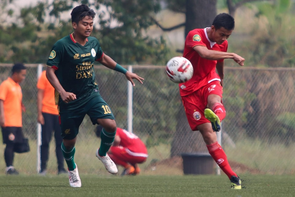 Elite Pro Academy U-20: Persija Jakarta Juara Grup A