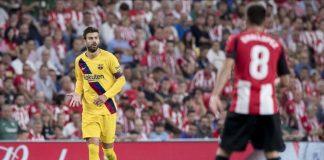 Kalah Dari Bilbao, Pemain Barcelona Ini Malah Bersyukur