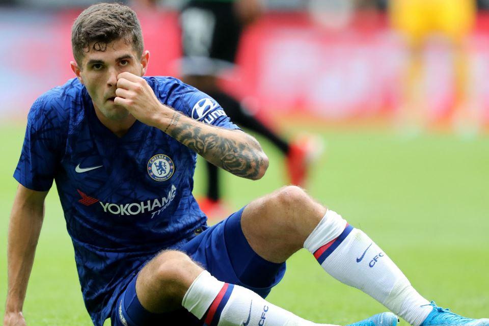 Pulisic Disebut Akan Lampaui Hazard?