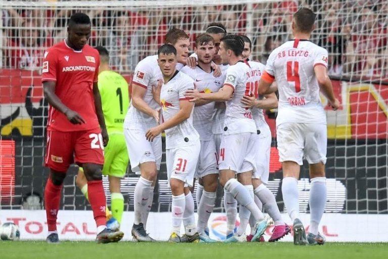 RB Leipzig Menang 4-0 Dalam Laga Debut Nagelsmann