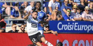 Rennes ke Puncak Klasemen