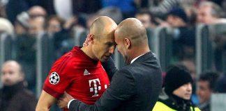 Robben Beberkan Pelatih Terbaik yang Pernah Menanganinya