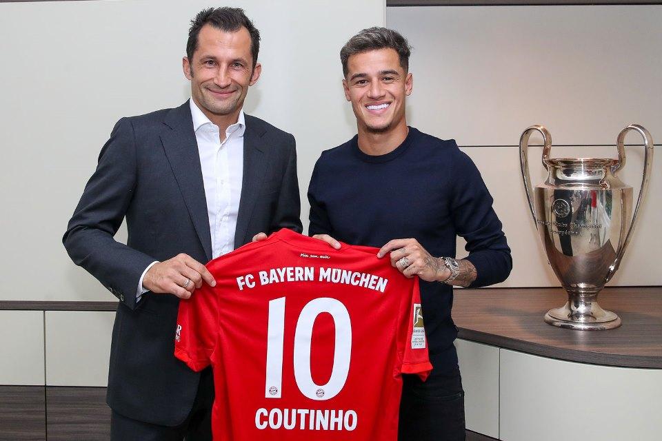 Legenda Jerman Sebut Bayern Akan Menyesal Karena Datangkan Coutinho