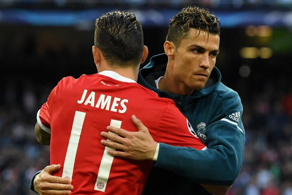 Ronaldo Desak Juventus Segera Datangkan Mantan Rekannya