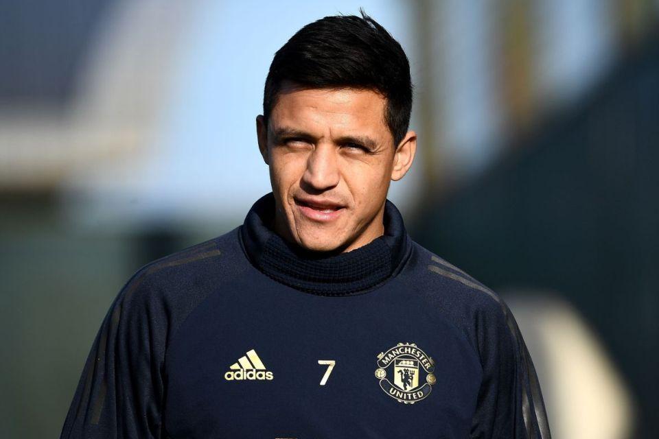 Tiba di Milan, Transfer Sanchez Segera Rampung?