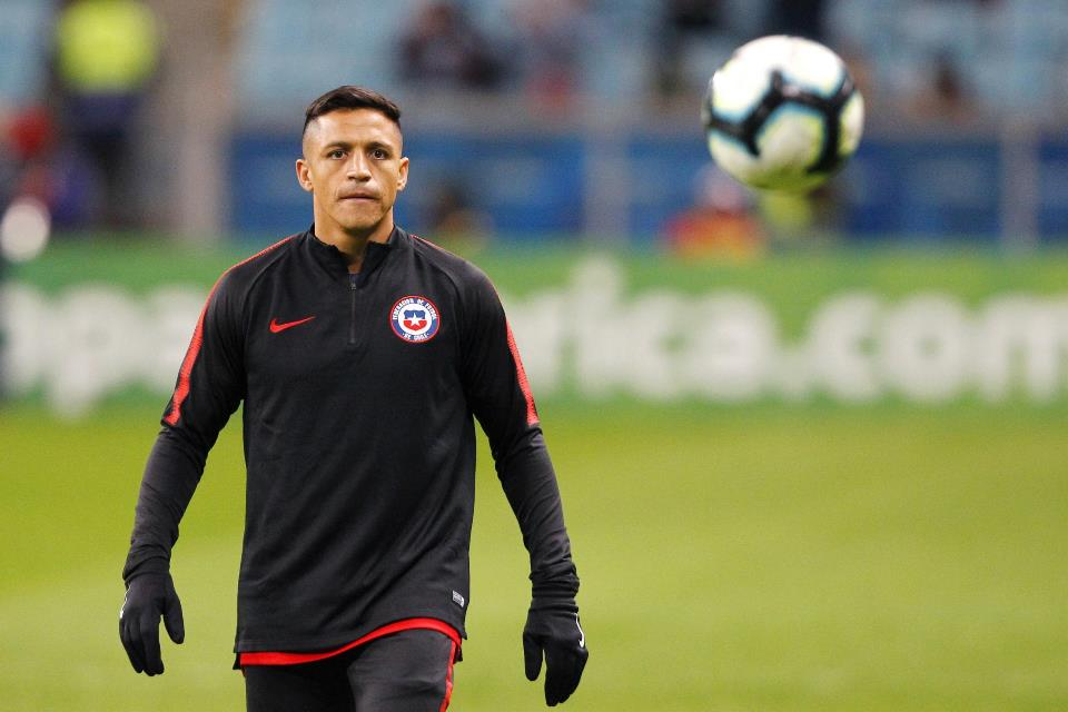 Image result for alexis sanchez as roma