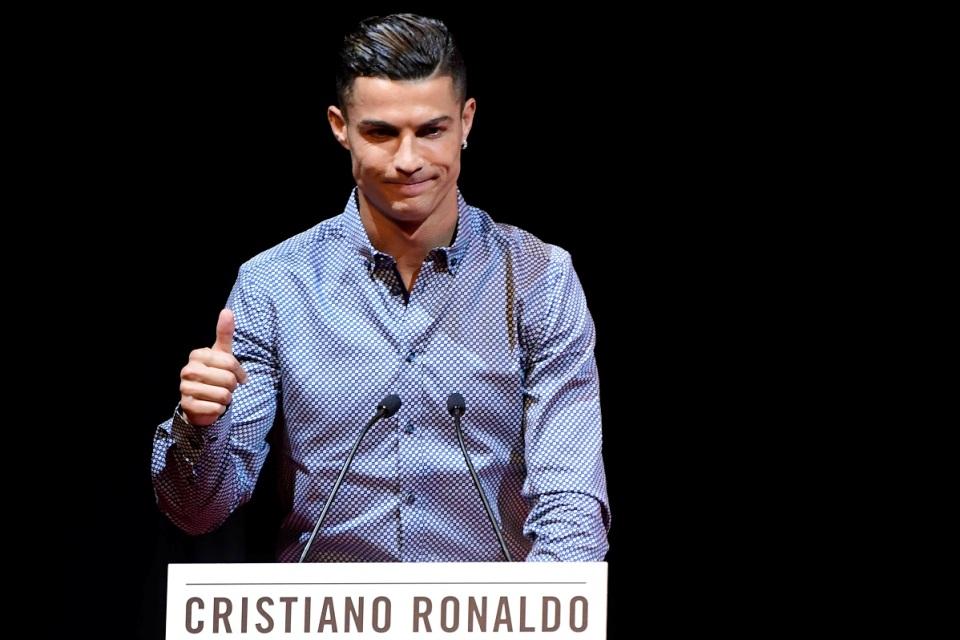 Ronaldo Dipermalukan Seorang Wanita Karena Hal Ini