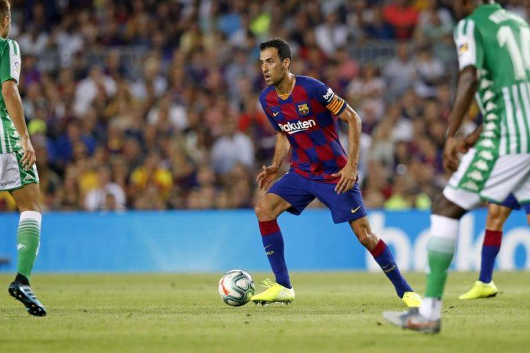Sergio Busquets: Berhenti Bandingkan Setien dengan Valverde
