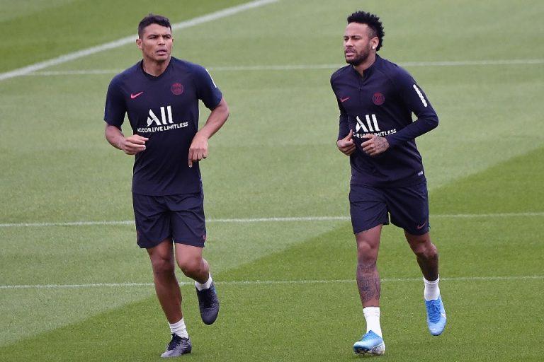 Thiago Silva Blak-blakan Soal Kepindahan Neymar