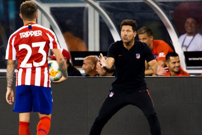Andai Kalah Lawan Lokomotiv, Simeone Bakal Dipecat