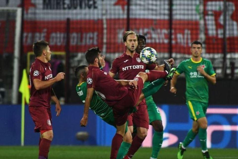Hasil Liga Champions Playoff